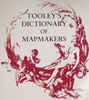 Tooley's Dictionary Of Mapmakers - Revised Edition K-P