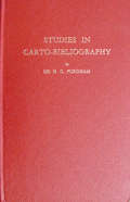 Studies In Carto-Bibliography