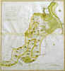 A Map Of The Hundred Of Eastry ... The Town & Port Of Sandwich