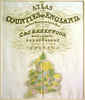 [Title-Page] Atlas Of The Counties Of England