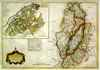 A New Map Of Nottingham Shire / A New Mapp Of Nottingham