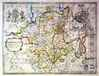 Worcestershire Described By C.Saxton Corrected And Amended ...
