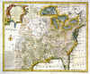 A New & Accurate Map Of Louisiana With Part Of Florida ...