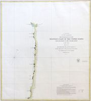 Reconnaissance Of The Western Coast..Monterey To..Colombia River : U. S. Coastal Survey