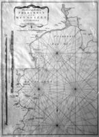 Plan Of The Bays Of Polkerris And Mevagizey In Cornwall ... : R. Laurie & J. Whittle
