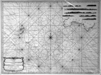 A Chart Of The Entrance Into The Channel Containing ... Cornwall : R. Sayer & J. Bennett