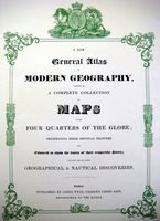 [Title-Page] A New General Atlas Of Modern Geography ... : J.Wyld