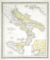 Kingdom Of Naples Or The Two Sicilies : S.A.Mitchell