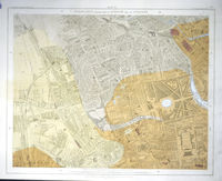 Stanford's Library Map Of London [9 - Kensington, Notting Hill] : E. Stanford