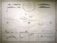 A New Chart Of The Azores Or Western Islands. ... : R. Blachford