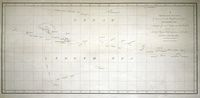 A Chart Of The Islands Discover'd In The Neighbourhood Of Otaheite ... : J. Cook