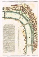 The Great Thames Embankment : Anymous / Illustrated London News