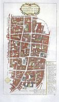 Breadstreet Ward And Cordwainer Ward ... : J. Stow / R. Blome / J. Strype