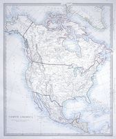 North America : Society For The Diffusion Of Useful Knowledge