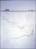 A Sketch By Compass .... Shan-Tung ... To The Strait Of Mi-A-Tau ... : Sir John Barrow