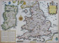 The Invasions Of England And Ireland With Al Their Civill Wars Since The Conquest : J. Speed