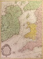 A new and accurate map of the parts of England, Scotland & Ireland... : R.W. Seale