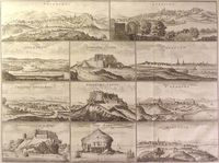 Views Of The Principal Towns And Castles In Scotland ... : R. Seale