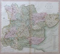 A New Map Of The County Of Essex ... : C. Smith