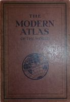 The Modern Atlas Of The World : G.Philip /  London Geographical Institute