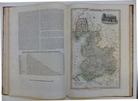 J. Pigot & Co's British Atlas of the Counties of England : J. Pigot