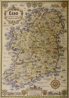 Esso Pictorial Plan Of Ireland : A. E. Taylor