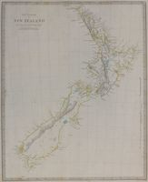 The Islands Of New Zealand : S. D. U. K.