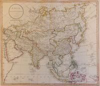 Asia Drawn from the Best Authorities : J. Russell