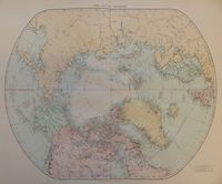 The Arctic Regions : E. Stanford