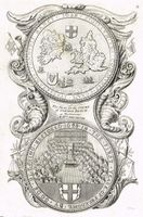 The Seal For The Court Of Common Bench At Westminster : G. Vertue