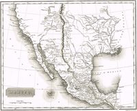 Mexico : A. Arrowsmith / A. Constable