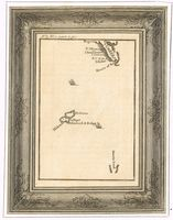 untitled - map of Lilliput : J. Swift