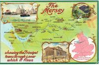 The Mersey : Bournville, The Cocoa de Luxe