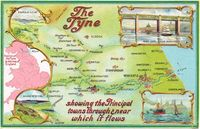 The Tyne : Bournville, The Cocoa de Luxe