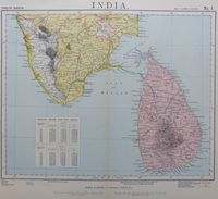 India [Twleve Sheets] : T. Letts