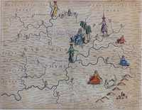 Untitled [Map Of Warwickshire]