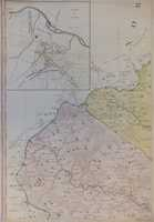 Untitled [Part Of West Northumberland & Plan Of Alnwick]