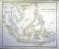 East India Islands, Malay Peninsula, Burma &c.