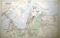Plan Of Chatham Rochester &c.