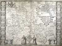 Oxfordshire Described ...1605