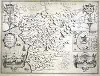 Merioneth Shire Described 1610