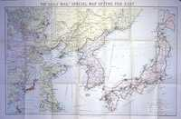 The 'Daily Mail' Special Map Of The Far East