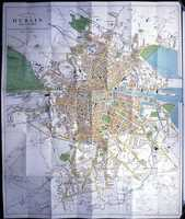 Bacon's Plan Of The City Of Dublin