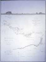 A Sketch By Compass .... Shan-Tung ... To The Strait Of Mi-A-Tau ...
