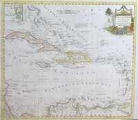 West Indies, Agreeable To The Most Approved Maps And Charts