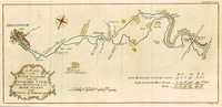 A Plan Of The River Salwarp And Of The Navigable Canal, From Droitwich ...