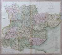 A New Map Of The County Of Essex ...