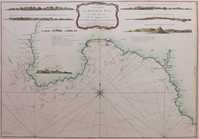 A New Chart Of Mounts Bay In Cornwall ...