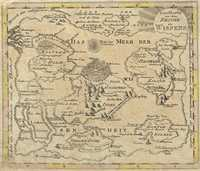 Landkarte von dem Reiche der Wissens (Map of the Kingdom of Wisdom)
