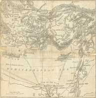 untitled [map of Eastern Mediterranean]